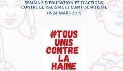 Semaine d'éducation contre la haine (Affiche)