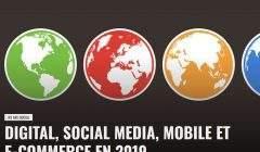 Rapport 2019 de We Are Social