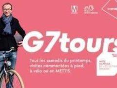 Metz : un G7 Tours à l'occasion du G7