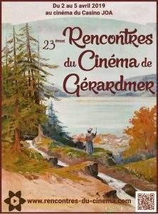 Au bord du lac, joli décor de cinéma, les cinéphiles vont s'enfermer pendant quatre jours pour voir des films.