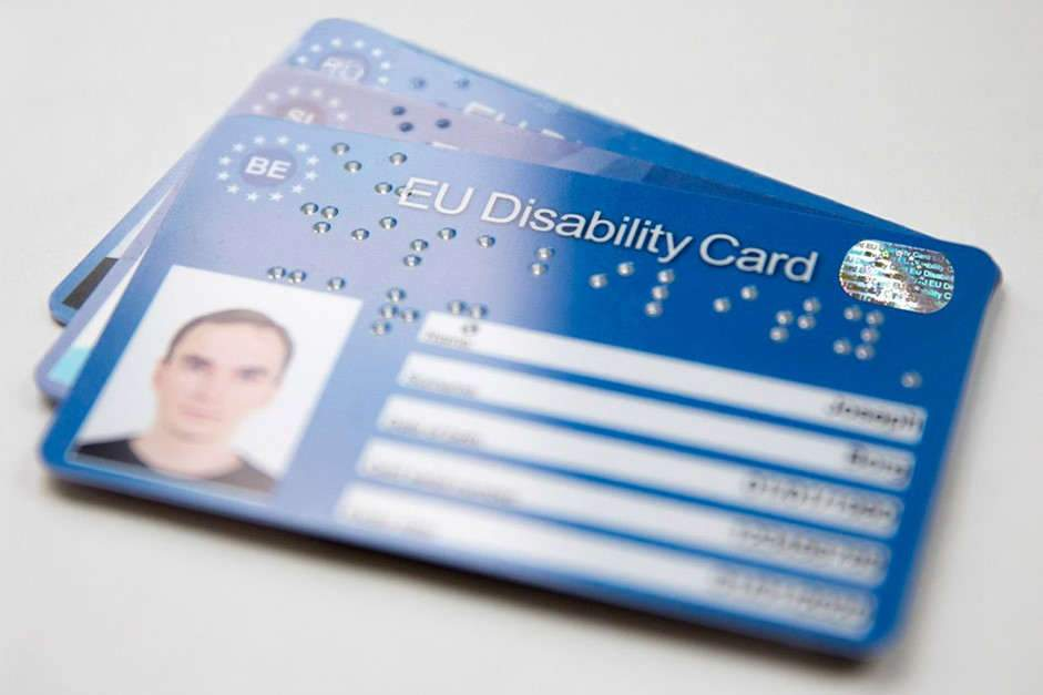 Carte européenne du handicap (commission européenne)