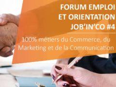 Forum pour l'emploi à Metz (affiche)