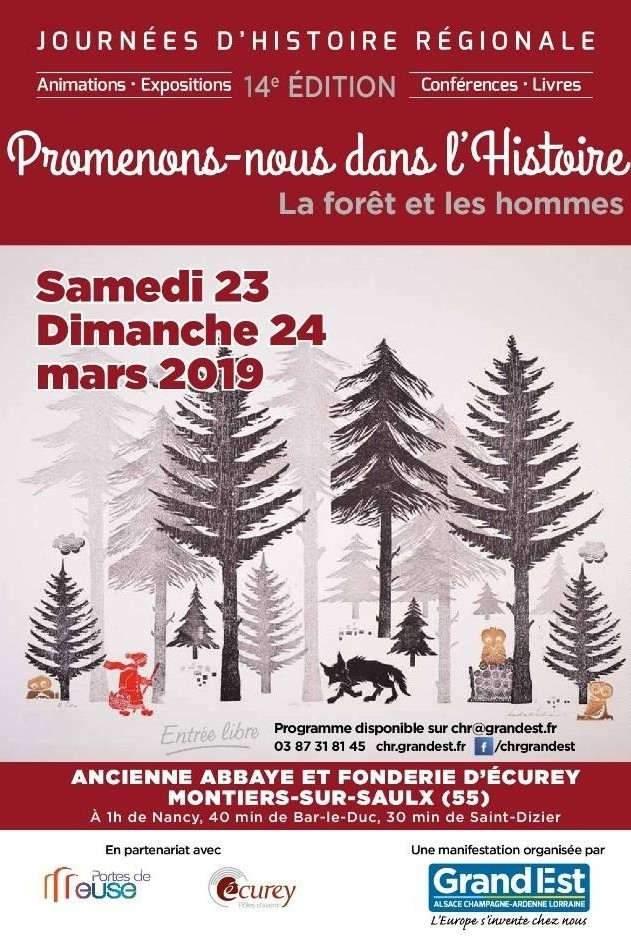 Histoire de nos forêts (affiche)