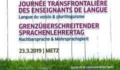 Pluri-linguisme (affiche)