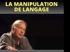 Manipulation de langage (Franck Lepage)