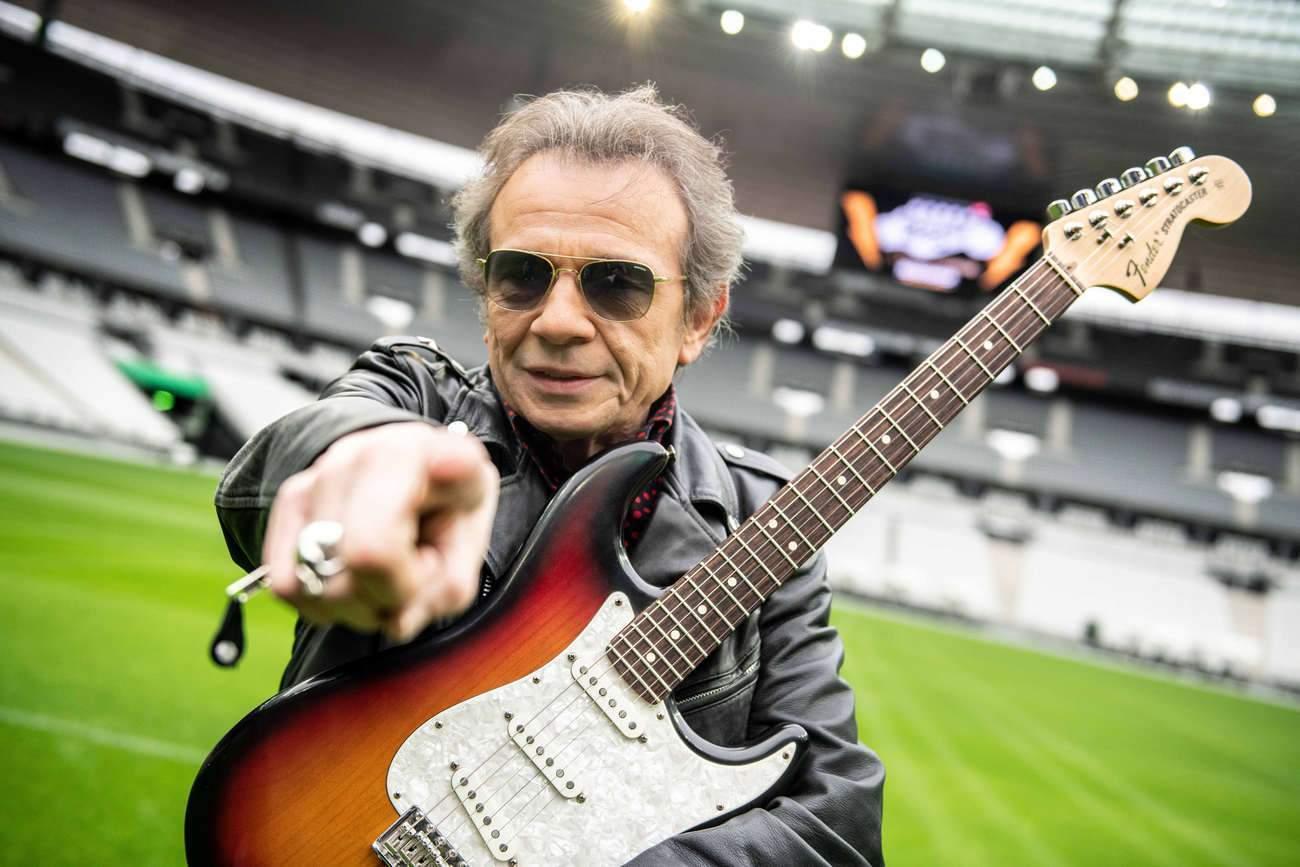 Philippe Manœuvre: «Le rock ne peut pas mourir»