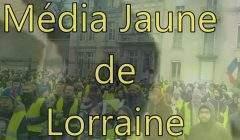 Media jaune de lorraine (facebook)