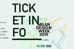 Milan design week (affiche)
