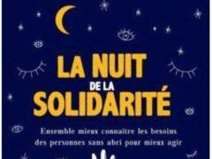 Nuit de la Solidarité à Metz (affiche)