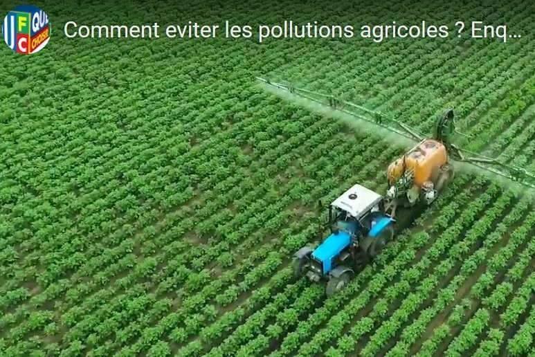 Enquête sur 102 sources d'eau potable