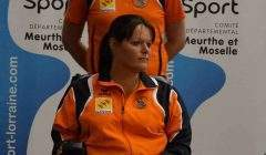Sonia Heckel, (photo Handisport 54)