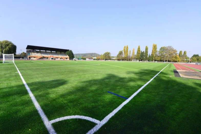Stade Dezavelle rénové à Metz (photo mairie de Metz)