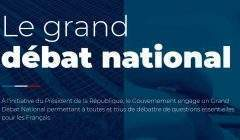 Le Grand Débat national (logo)