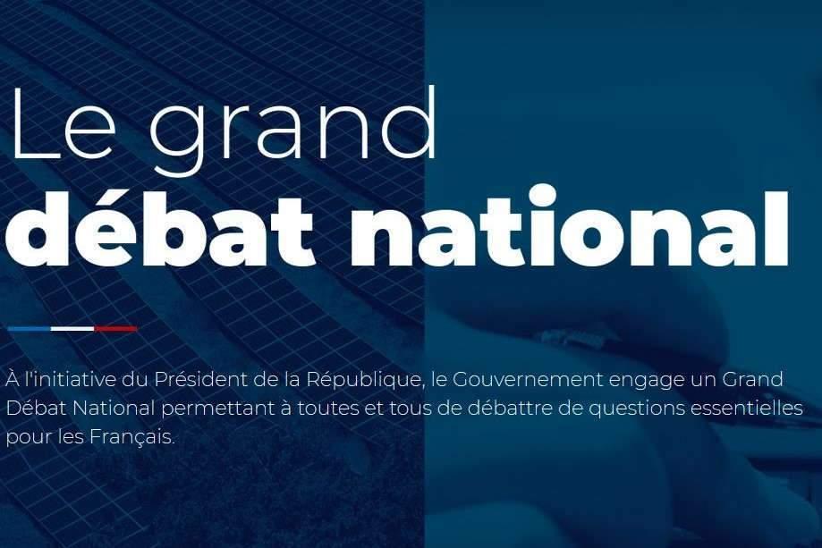Grand Débat : « L'urgence sociale et territoriale »