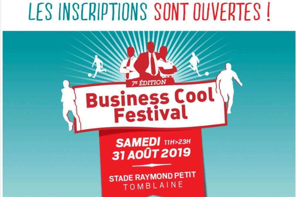 CCI-54 : Business Cool Festival 2019, inscriptions ouvertes