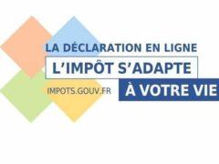 Impôts : déclaration en ligne (Bercy Infos)