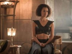 Missandei, interprétée par Nathalie Emmanuel (Game of Thrones, HBO, 2011-). thefanboyseo.com