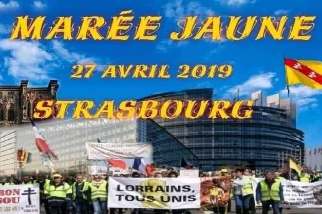 Acte 24 : Strasbourg redoute des débordements