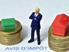 Calcul de l'impôt sur le revenu (DR)