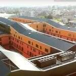 Le bâtiment de l'Institut Jean Lamour à Nancy ( (capture film U.L)