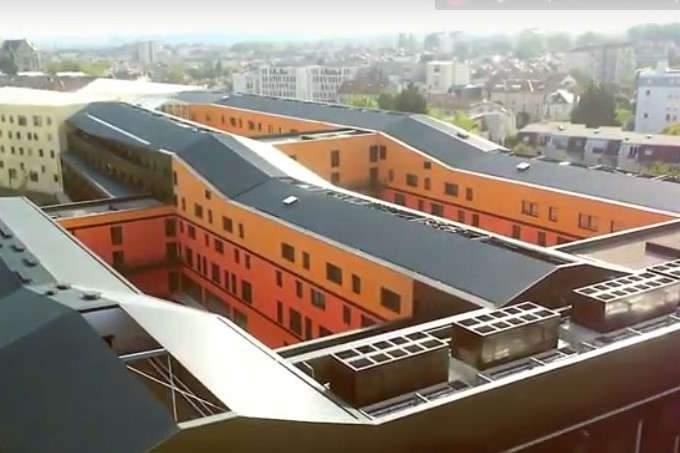 Nancy : inauguration du bâtiment de l'Institut Jean Lamour
