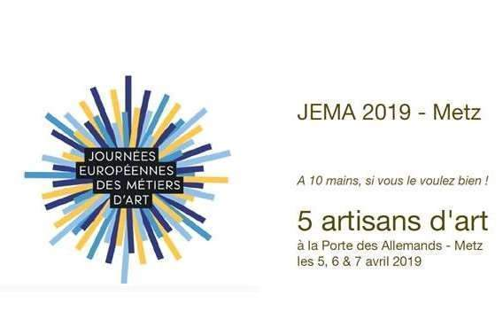 Journées européennes des métiers d'art (logo)