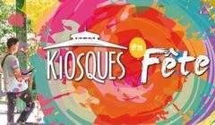 Kiosques en Fête à Paris (affiche)