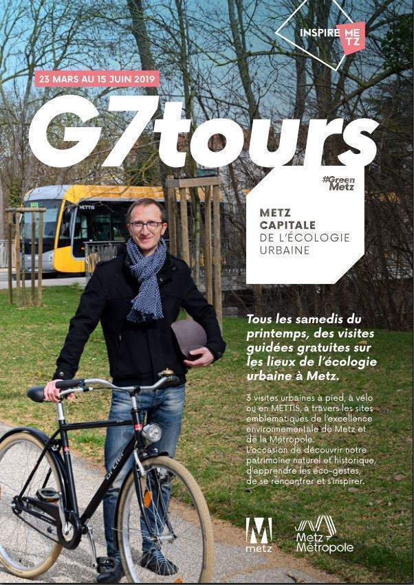 Metz : G7 tour (flyer)