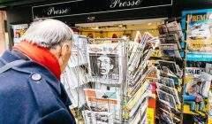 Près de 6 milliards d'euros d'argent public sont investis chaque année dans les médias en France, soit près de 90 euros par habitant. Hadrian/Shutterstock