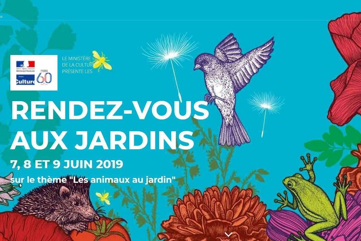 Rendez-vous au Jardin, juin 2019 (affiche)