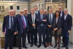 Une convention entre le Sillon Lorrain, l'université et les CHR-CHR de Nancy et Metz-Thionville (photo université de Lorraine)