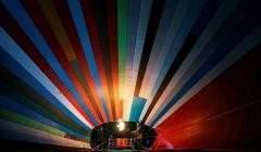 S'enfuir de nuit à bord d'une montgolfière, c'est le projet fou qu'ont réussi deux familles est-allemandes en 1979.