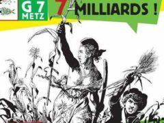 Manif Alter-G7 à Metz (Facebook)