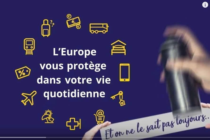 Un film du Centre européen des consommateurs