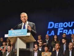Debout la France - Dupont-Aignan