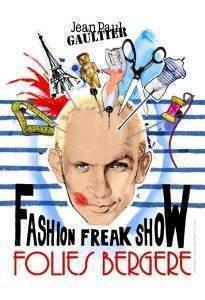 C'est une revue, un défilé, un spectacle, un show hybride, coloré.