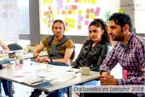 Futurs doctorants (capture UL)