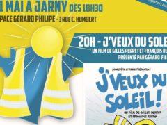 Soirée de fête et de débats à Jarny (54) avec les Gilets jaunes (affiche)
