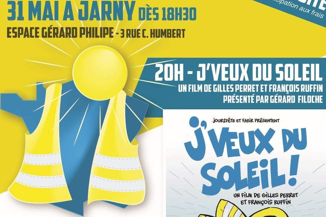 Jarny (54) : une soirée avec les Gilets jaunes