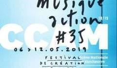 Musique Action (affiche)