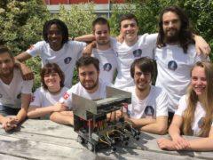 Les élèves ingénieurs de Polytech Nancy (Photo Polytech)