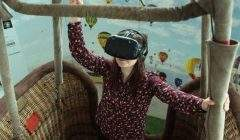 vols en réalité virtuelle à l'aéro-muséée Pilâtre de Rozier (Photo Pilâtre de Rozier)