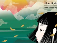 Annecy : festival du cinéma d'animation (affiche)
