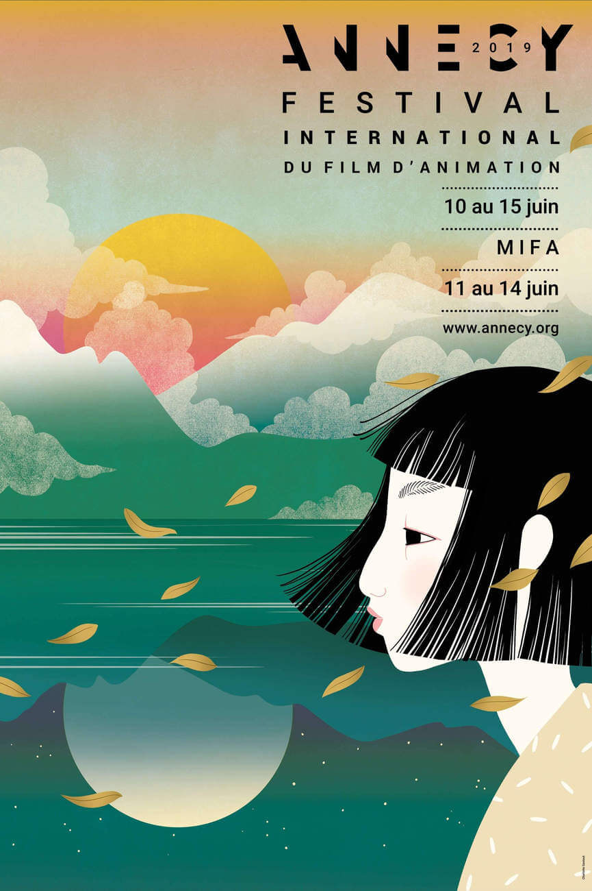 Festival d'Annecy (affiche)