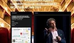 Conférence de JF Hadida