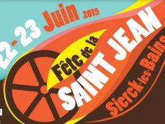 Fête de la Saint-Jean à Sierck les Bains, les 22 et 23 juin 2019