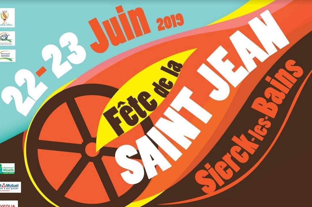 La Saint Jean à Sierck-les-Bains