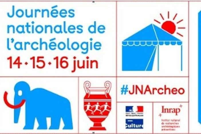 Journées nationales de l'archéologie (affiche)