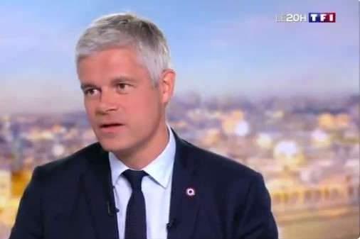 Laurent Wauquiez a démissionné