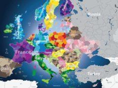 Depuis le Traité unique européen de 1992, les rapports entre l'Europe et les régions se sont densifiés. Brichuas/Shutterstock